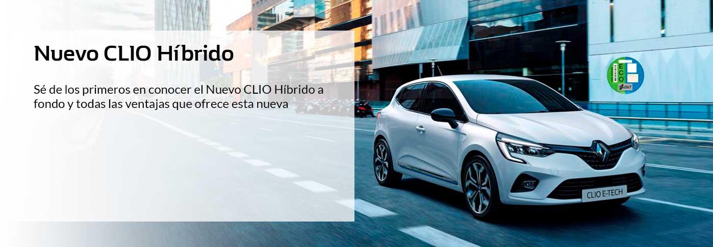 Clio Híbrido